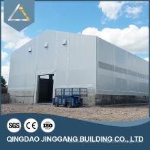 Bâtiment en acier à structure en acier Bâtiments métalliques préfabriqués