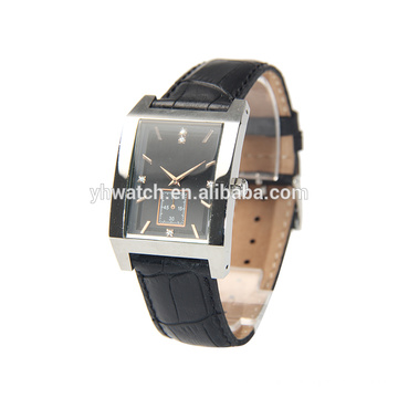 mens watches custom logo brand silicone strap