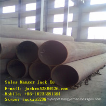 "API line pipe 4"" NB X SCH 80 gb3087-2008 seamless steel pipe"