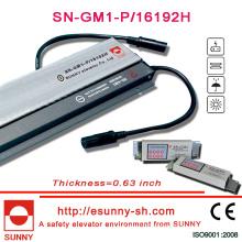 Cortina de luz de apertura lateral (SN-GM1-P / 16 192H)