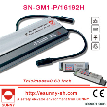 Cortina de luz de abertura lateral (SN-GM1-P / 16 192H)