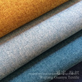 Linen Look Sheep Fleece Fabric for Home Uses