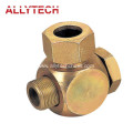 OEM Precision Brass Connectors