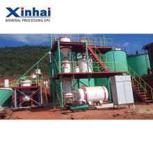 China Sistema de eletrólise de dessorção / linha de processamento de separador de ouro