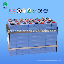 Ventes directes de fabricants de la Chine, paquet de batterie au lithium 96V 160Ah