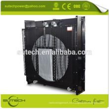 Radiadores del motor CUMMINS, todos los modelos, cobre o aluminio