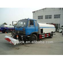 Dongfeng 153 de alta presión de chorro de agua del camión