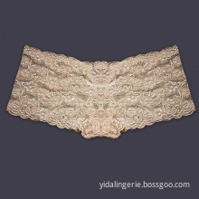 Lady's Full Lace Boyshorts