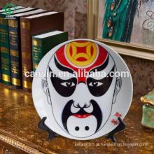 Último barato a granel China estilo Eco-friendly cerâmica personalizado Placas