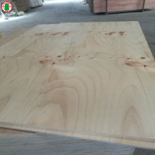 18 mm pine veneer laminated plywood