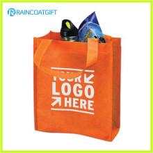 Saco de compras não tecido bolsa promocional Brs-020