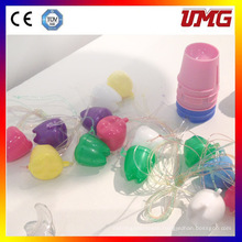 Plastic Milk Teeth Box (Baby Teeth Box) Primary Teeth Box/ Dental Material
