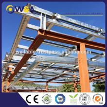 (HFW-3) China Estructura de acero de gran tamaño grande moderna que construye el marco de acero