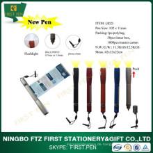 Erste L033 Multifunktionale Banner Led Fackel Licht Pen