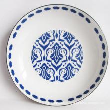 Bol de pâtes en porcelaine pour nouilles (1011-01)