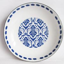 Tazón de Pasta de Porcelana para Noddles (1011-01)