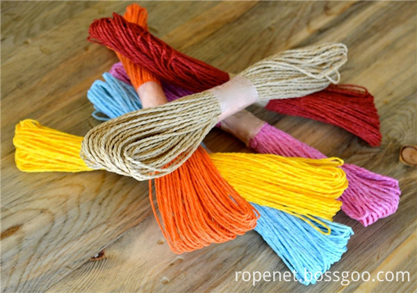 Paper Rope