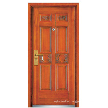 Steel Wooden Security Door (FXGM-A106)