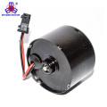 12v 24v brushless pancake motor 35mm diameter