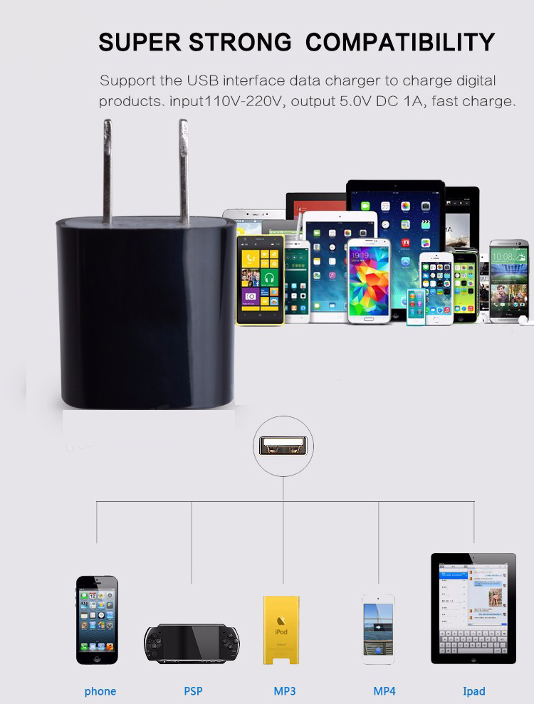 wall charger