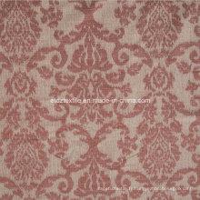 Tissu de rideau de haute qualité Jacquard en polyester de première classe Ttypical