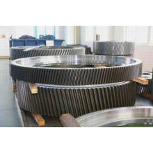 17CrNiMo6 External Gear Ring ASTM / ASME For Metallurgical