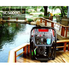 Generador diesel portable 5kv