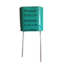 1.5f 5.5V Super Capacitor (TMCS01)