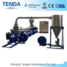 Plastic Masterbatch Alloy Twin Screw Extruder