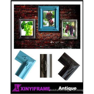 Fashion photo frame magic photo frame wood photo frame wedding souvenirs 2013