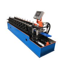 Petit pain hydraulique de barrière en acier de couleur formant la machine