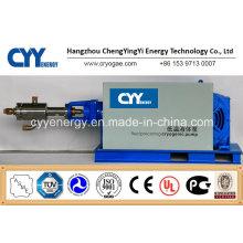 Cyyp 57 Ununterbrochener Service Großer Durchfluss und hoher Druck LNG Liquid Oxygen Stickstoff Argon Multiseriate Kolbenpumpe