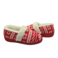 Hot sale for Womens Moccasin House Shoes christmas comfy fluffy slippers for womens supply to Gibraltar Exporter