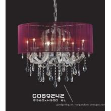 Lámparas de la lámpara de la lámpara del cristal de la habitación (Cos9242)