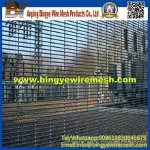 Valla de alta cercado PVC 358 de alta seguridad