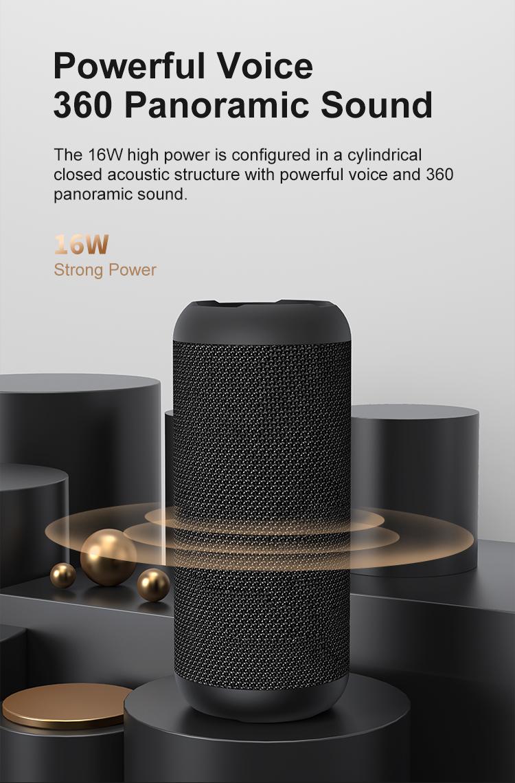 Bd18 Bluetooth Speaker 3