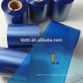 Zebra barcode printer ribbon type cyan wax resin thermal ribbon