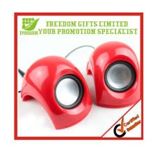 Haut-parleurs promotionnels mini de vente chaude de voiture