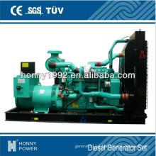 480 kW diesel generator set