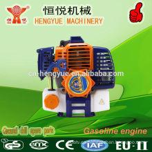 1.82kw motor de gasolina para suelo taladro tierra barrena repuestos y caja de cambios de taladro