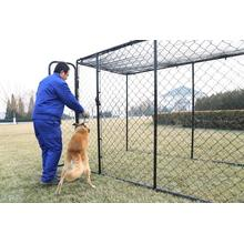 China Factory for Manufacturer of Square Fence Post Caps, Pvc Coated Wire Rope Tensioner, Chain Link Fence, Border Fence, Fence Post, Cattle Fence in China Outdoor Dog Kennel Box Kit export to Antarctica Supplier