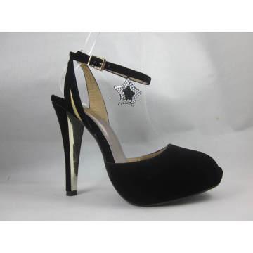 New Fashion High Heel Ladies Summer Sandals (HCY03-032)