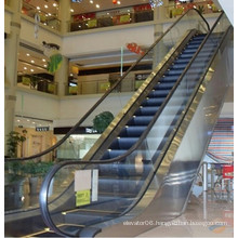 Engry-Saving and Safe Escalator for Shopping Mall