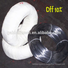 Anping 9.14.16.18 gauge black annealed wire& black annealed reinforcement binding iron wire
