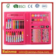Desenho de cores multifuncionais para arte de pintura para crianças