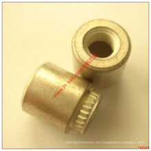 Placa PCB de doble cara con remache hueco de marca Brand Copper