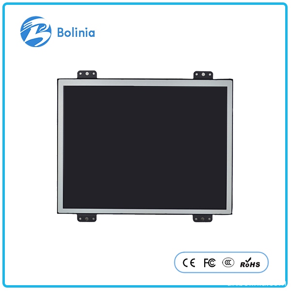 large size open frame monitor