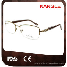 2015 China Großhandel Frauen Metall flexible Brillen Rahmen