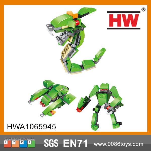 plastic assembly toys diy toy brick