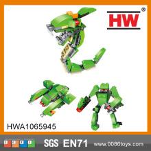 plastic assembly toys diy toy brick
